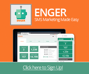 Group SMS Marketing from Enger